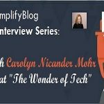 Interview with Carolyn Nicander Mohr – The Blogger at The Wonder of Tech