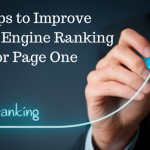 9 Tips to Improve Search Engine Ranking For Page One