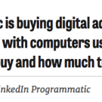 The Digital Marketer's Guide to Programmatic Marketing