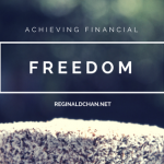 Achieving Financial Freedom In Two Simple Steps