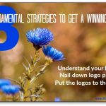 3 fundamental strategies to get a winning logo