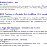 Finding Content Ideas In A Crowded Niche