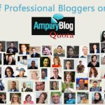 List of Professional Bloggers on Quora