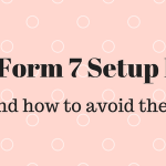 Contact Form 7 Setup Mistakes and How to Avoid Them