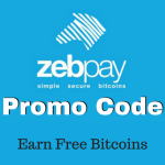 ZebPay Promo Code 2017 – Earn 100 Rupees Worth FREE Bitcoins!!!