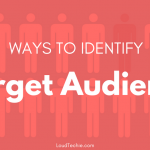 13 Ways To Identify Your Target Audience