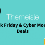 Themeisle Black Friday & Cyber Monday Sale