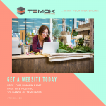 Get 40% discount and free domain with hosting plans – Temok Black Friday and Cyber Monday deals