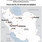 The Latest: Iran TV says militants kill 3 security forces