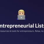 Entrepreneurial Lists – 376 Resources for Entrepreneurs