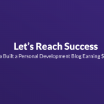 How Lidiya Built a Personal Development Blog Earning $2,000/Month