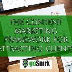 The Content Marketing Framework for Attracting Clients