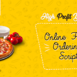 High Profit Yielding Online Food Ordering Script;Now available at 40% offer