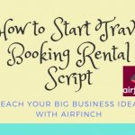 Start Travel Booking Rental Script Website