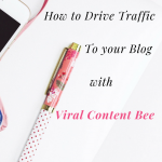 Viral Content Bee : How to Drive Massive Traffic To your Blog??