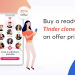 Buy a readymade Tinder clone app at an offer price now