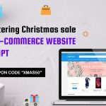 50% Off On Ecommerce Website Script For Your Ecommerce Business