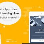 Why Appkodes Taxi booking clone is better than all?