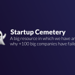Startup Cemetery – Data and analyses on why +100 startups failed