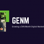Genm: Growing a $49/Month Digital Marketing Internships System