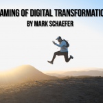 Connecting to a new podcast on digital transformation